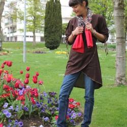 tunique kimono