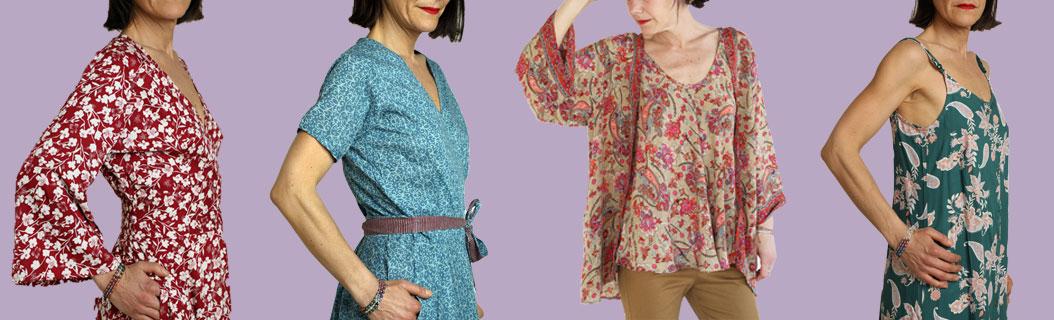 Vêtements et accessoires pour femme et enfant